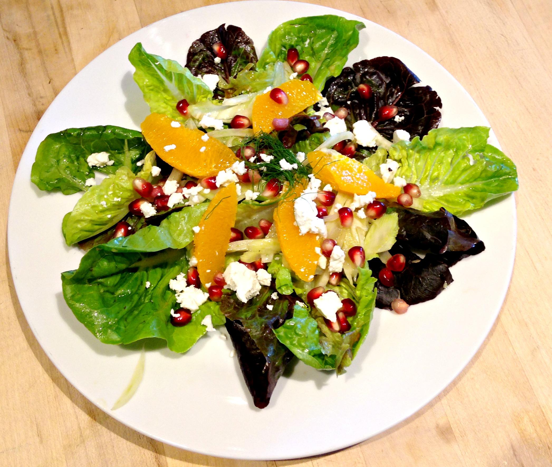 Fennel, Feta and Orange Salad Recipe Fennel, Feta and Orange Salad Recipe new pictures