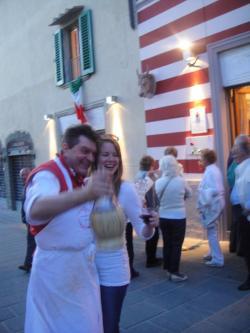 Panzano Chianti Italy