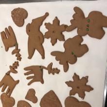 Gingerbread Cookies (Pepparkakor)