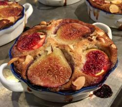 Almond and Fig Cakelette