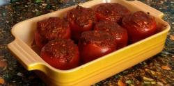 Tomatoes Provençale